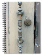 Elegant Still Spiral Notebook