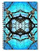 Elemental Force Spiral Notebook