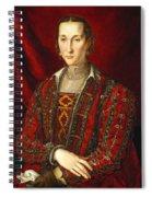Eleonora Di Toledo Spiral Notebook