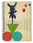 Elephant 3 Spiral Notebook
