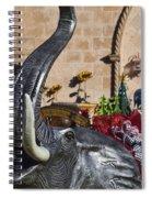 Elephant Celebration Spiral Notebook