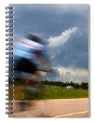 Elephant Rock Century Ride Spiral Notebook