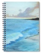 Eleutheran Seashore Spiral Notebook