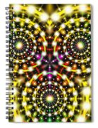 Eleven Eleven Spiral Notebook