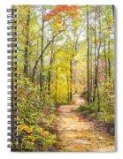 Elfin Forest Spiral Notebook