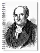 Elias Boudinot (1740-1821) Spiral Notebook