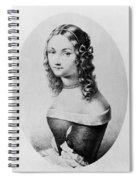 Elisabetta Sirani (1638-1665) Spiral Notebook