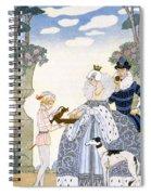 Elizabethan England Spiral Notebook
