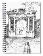 Elizabeth's Gate Spiral Notebook