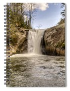 Elk Creek Falls 31 Spiral Notebook