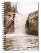 Elk Creek Falls 34 Spiral Notebook