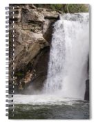 Elk Creek Falls 35 Spiral Notebook