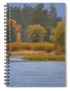 Elk Crossing Spiral Notebook