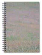 Elk On The Plains 1 Spiral Notebook