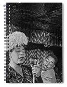 Ella Fitzgerald And Dizzy Gillespie William Gottleib Photo Unknown Location September 1947-2014. Spiral Notebook