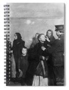 Ellis Island: Inspection Spiral Notebook