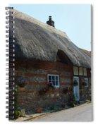 Elm Cottage Nether Wallop Spiral Notebook