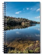 Elsi Reservoir Spiral Notebook
