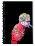 Elton Spiral Notebook