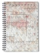 Elusive Love Spiral Notebook