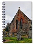 Elvanfoot Parish Church Spiral Notebook