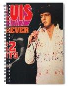 Elvis Album Spiral Notebook