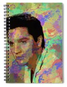 Elvis Presley - 5 Spiral Notebook