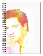 Elvis Presley - 6 Spiral Notebook