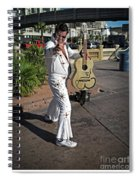 Elvis Presley Spiral Notebook
