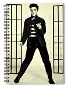 Elvis Presley Jailhouse Rock Spiral Notebook