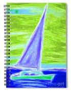 Elysium  Spiral Notebook