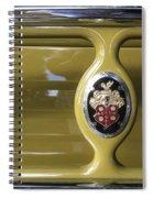 Emblem Spiral Notebook