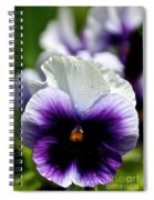 Embracing May  Spiral Notebook