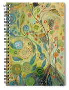 Embracing The Journey Spiral Notebook