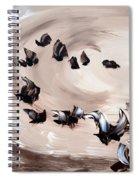 Embruns Spiral Notebook