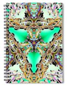 Emerald Key Spiral Notebook