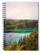 Emerald Lake Spiral Notebook