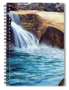Emerald Pool Spiral Notebook