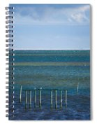 Emerald Seas Spiral Notebook