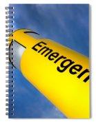 Emergency Spiral Notebook