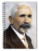 Emil Kraepelin (1856-1926) Spiral Notebook