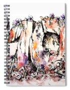 Emilee's World Spiral Notebook