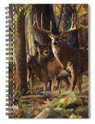 Eminence At The Forest Edge Spiral Notebook