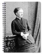 Emma Wedgwood Darwin (1808-1896) Spiral Notebook