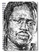 Emmanuel Jal Spiral Notebook