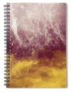Emotional Firestorm Spiral Notebook