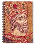 Emperor Constantine I Spiral Notebook