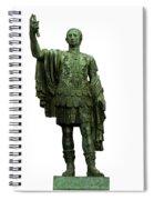 Emperor Marcus Cocceius Nerva Spiral Notebook
