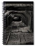 Empire Mine Shaft Spiral Notebook