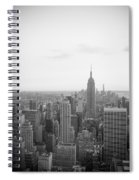Empire State Nyc Spiral Notebook